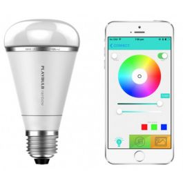 MiPow Playbulb™ Rainbow Smart LED Bluetooth žiarovka – v balení 3 ks
