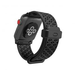 Remienok na Apple Watch 42mm Catalyst Sport Band - čierny