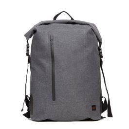 "Batoh na MacBook Pro 15"" Knomo CROMWELL Roll Top - šedý"