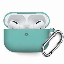 Innocent California Silicone AirPods Pro Case with Carabiner - Mätová