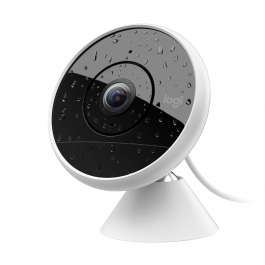 Logitech Circle 2 Home Security Camera Wired