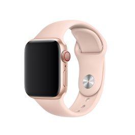 Apple Watch remienok 40mm športový pieskovo ružový