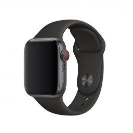 Apple Watch remienok 44mm športový čierny