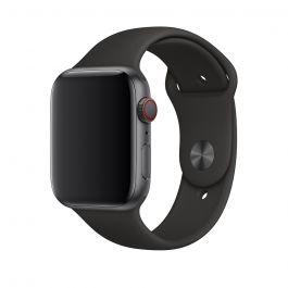 Apple Watch remienok 44mm športový M/L a X/L čierny