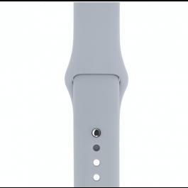 Apple Watch remienok 42mm športový zahmlene šedý