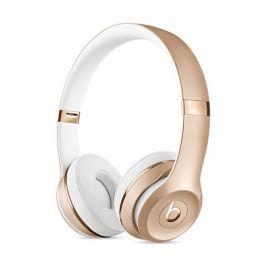 Bezdrôtové slúchadlá Beats Solo3 Wireless - zlaté