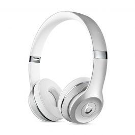 Bezdrôtové slúchadlá Beats Solo3 Wireless - strieborné