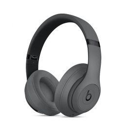 Bezdrôtové slúchadlá Beats Studio3 Wireless - matne sivé