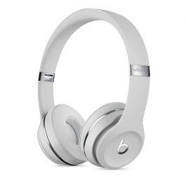 Bezdrôtové slúchadlá Beats Solo3 Wireless - saténovo strieborné