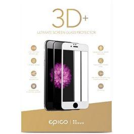 EPICO GLASS 3D+ tvrdené ochranné sklo pre iPhone 6/7/8 - biele