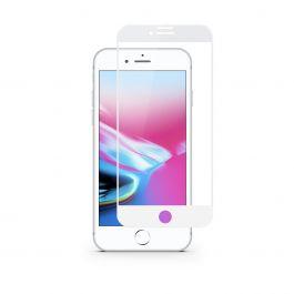 Ochranné sklo iSTYLE 3D+ GLASS iPhone 6 / 6S / 7 / 8 - biele