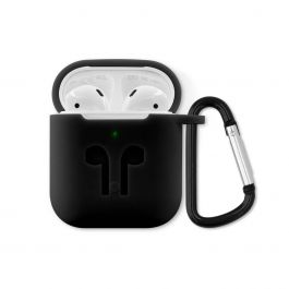Outdoor obal na AirPods iSTYLE čierny
