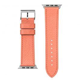 Laut Milano kožený remienok pre Apple Watch 38/40mm – ružový
