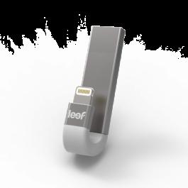 Leef iBridge 3 flash disk 32 GB - strieborný