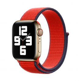 Apple Watch 40mm Band: (PRODUCT)RED Sport Loop (Seasonal Fall 2020)