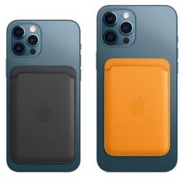 Apple usnjena denarnica za iPhone z MagSafe