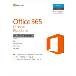 MS Office 365 Personal 1rok ML