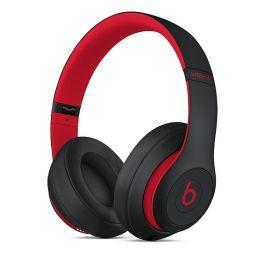 Bezdrôtové slúchadlá Beats Studio3 Wireless The Beats Decade Collection - vyvzdorované čierno-červené