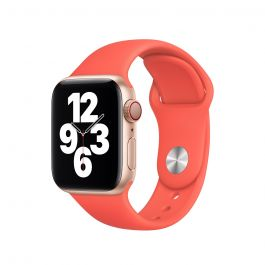 40mm Pink Citrus Sport Band - Regular