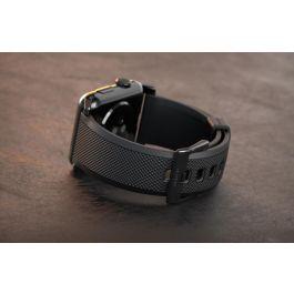 Nomad Silicone Strap, black - Apple Watch 42 mm