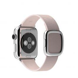Apple Watch remienok 38mm s modernou prackou malý - svetlo ružový