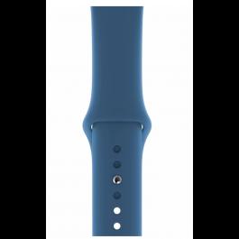 Innocent silikónový náramok na Apple Watch 38/40mm -Modrý
