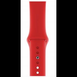 Innocent silikónový náramok na Apple Watch 42/44mm - Červený