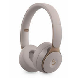 Beats Solo Pro Wireless Noise Cancelling Headphones - Šedé