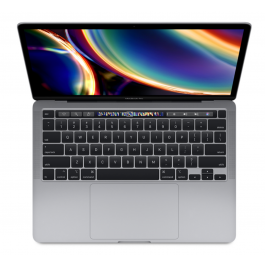 MacBook Pro 13 Touch Bar/QC i5 2.0GHz/16GB/512GB SSD/Intel Iris Plus Graphics w 128MB/Space Grey - SLK KB
