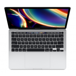 "MacBook Pro 13"" Touch Bar/QC i5 2.0GHz/16GB/1TB SSD/Intel Iris Plus Graphics 655/Strieborný"