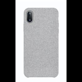 Obal Innocent Fabric pre iPhone XS Max - Šedý