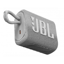 JBL GO3 - Biely