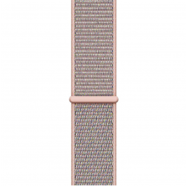 Innocent Fabric Loop Apple Watch Band 42/44mm - Pieskovo Ružový