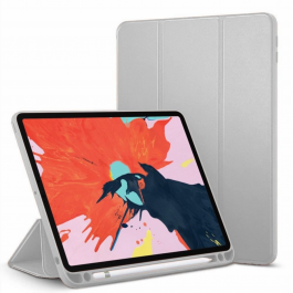 Innocent Journal Pencil Case iPad Air 10.9 2020 - Šedý