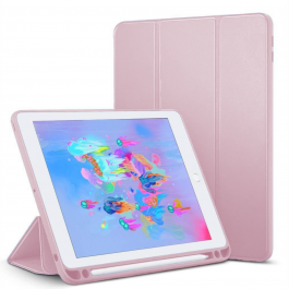 Innocent Journal Case iPad 10,2 - Ružovo zlatý
