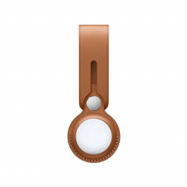 Innocent Leather loop for AirTag - Hnedý