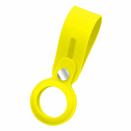 Innocent Silicone loop for AirTag - Žltý