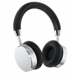 Satechi Aluminum Wireless BT Headphones - Silver