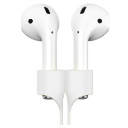 Innocent Earphone Strap For AirPods - White