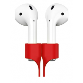 Innocent Earphone Strap For AirPods - Red