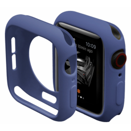 Innocent Silicone Case Apple Watch Series 1/2/3 42mm - Navy Blue