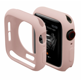 Innocent Silicone Case Apple Watch Series 1/2/3 42mm - Ružový