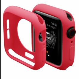 Innocent Silicone Case Apple Watch Series 1/2/3 42mm - Červený