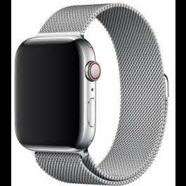Innocent Steel Loop Apple Watch Band 42/44mm - Strieborný