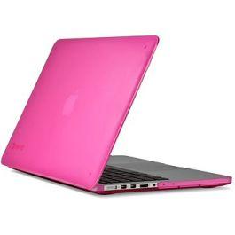 Speck SeeThru Hot Matte kryt pre Macbook Pro 13 Retina - ružové