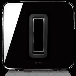 Bezdrôtový reproduktor Sonos SUB GLOSS Subwoofer - čierny