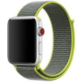 Innocent Nylonový remienok na Apple Watch 38/40mm - Lime