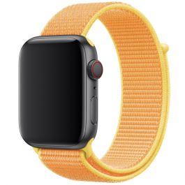 Innocent Nylonový remienok pre Apple Watch 42/44mm - Canary