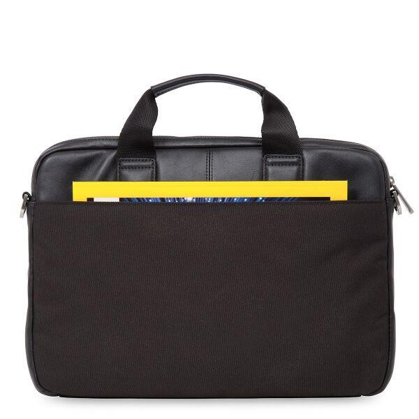 Knomo STANFORD Small kožená taška pre MacBook Air Pro 13