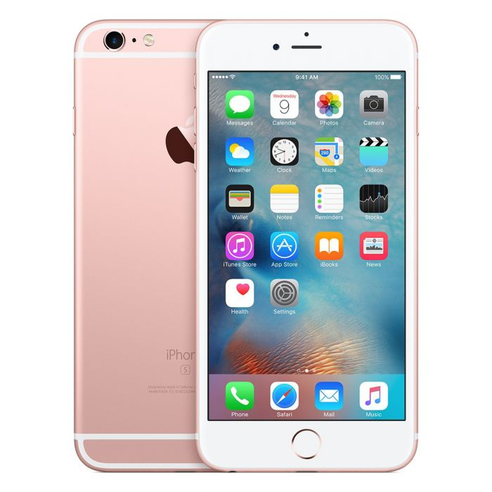 Apple iPhone 6s Plus 32GB - Rose Gold  07e49c2531a